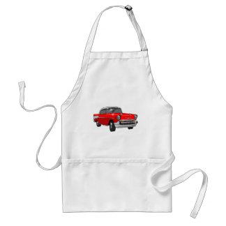 1957 Chevrolet Bel Air Adult Apron