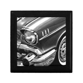 1957 Chevrolet Bel Air Black & White Gift Box