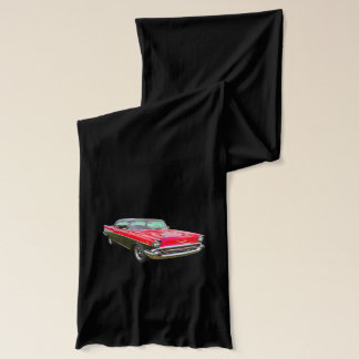 1957 Chevrolet Bel Air Classic Car Scarf