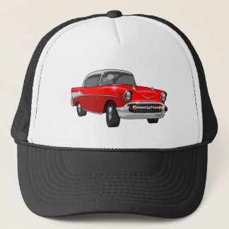 1957 Chevrolet Bel Air Trucker Hat