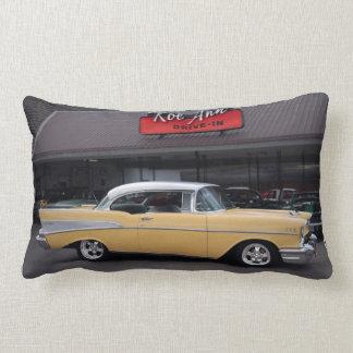 1957 Chevy Bel Air Chevrolet Classic Car Drive In Lumbar Cushion