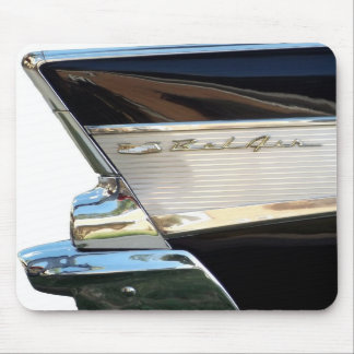 1957 Chevy Bel Air Tail Fin - Mousepad