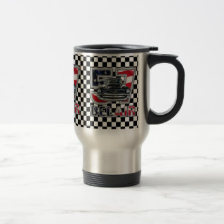 1957 Chevy Belair Coffee Mug. Travel Mug