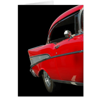1957 Chevy Card
