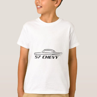 1957 Chevy Hard Top Type Tees
