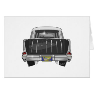 1957 Chevy Nomad Card