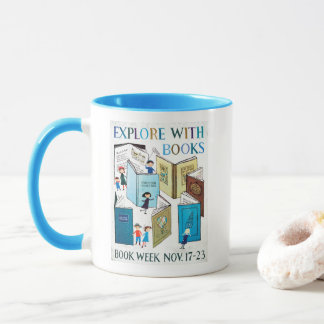 1957 Children's Book Week Mug