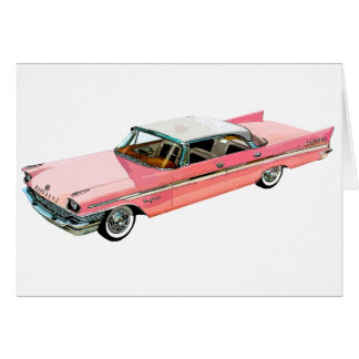 1957 Chrysler New Yorker Card