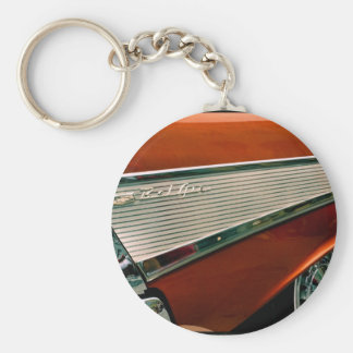 1957 Classic BelAir Chevy Key Ring