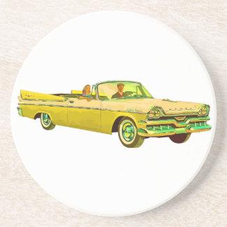 1957 Dodge Custom Royal Lancer Beverage Coaster