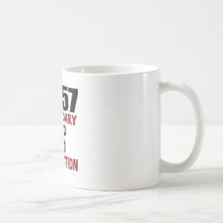 1957 LEGENDARY AGED TO PERFECTION COFFEE MUG