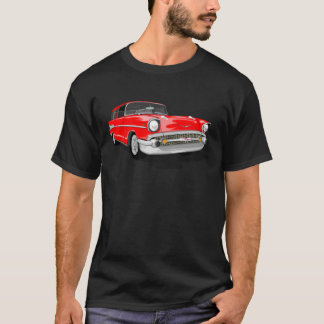 1957 Nomad in Red T-Shirt