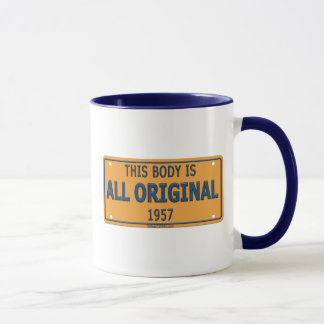 1957 Original Car Body Mug