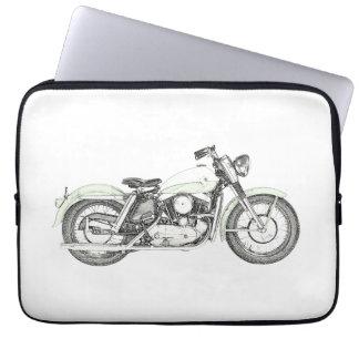 1957 Sportster Motorcycle Laptop Sleeve