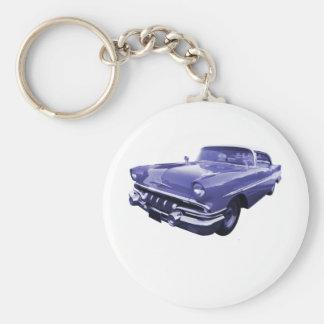 1957 Tin Indian Key Ring