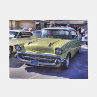 1957 VINTAGE MUSCLE CAR DOORMAT