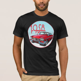 1958 Belvedere Sport Coupe T-Shirt
