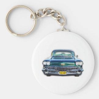 1958 CADILLAC KEY RING