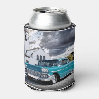 1958 Chevy Bel Air Classic Car Train Depot Can Cooler