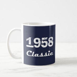 1958 Classic 60th Birthday Celebration Coffee Mug