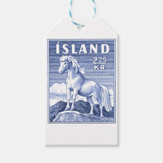 1958 Icelandic Horse Postage Stamp