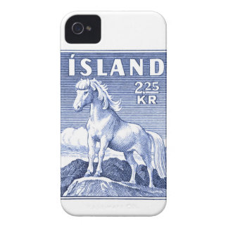 1958 Icelandic Horse Postage Stamp Case-Mate iPhone 4 Cases