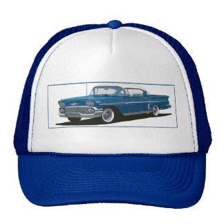 1958 Impala Mesh Hats