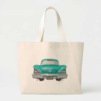 1958 Impala Pass Envy Large Tote Bag
