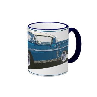 1958 Impala Ringer Coffee Mug