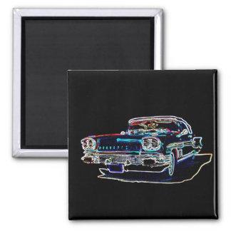 1958 Pontiac Magnet