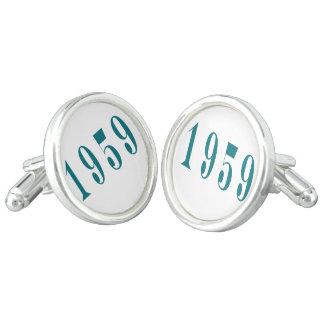 1959 Custom Cufflinks