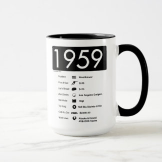 1959-Great Year (15 oz.) Coffee Mug