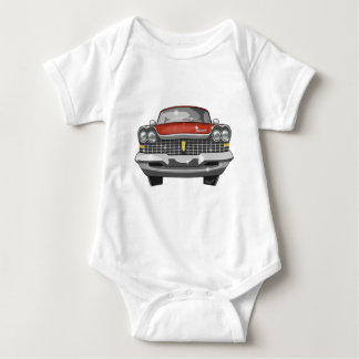 1959 Plymouth Fury Baby Bodysuit