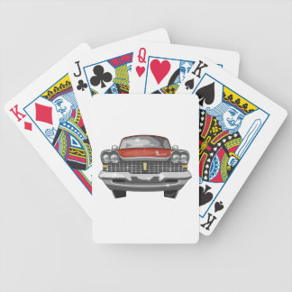 1959 Plymouth Fury Bicycle Playing Cards