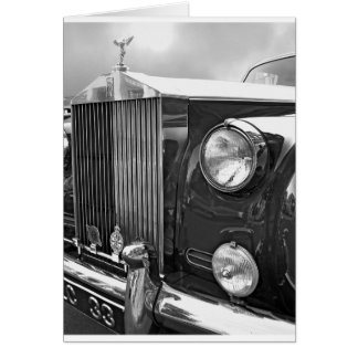 1959' ROLLS ROYCE CARD