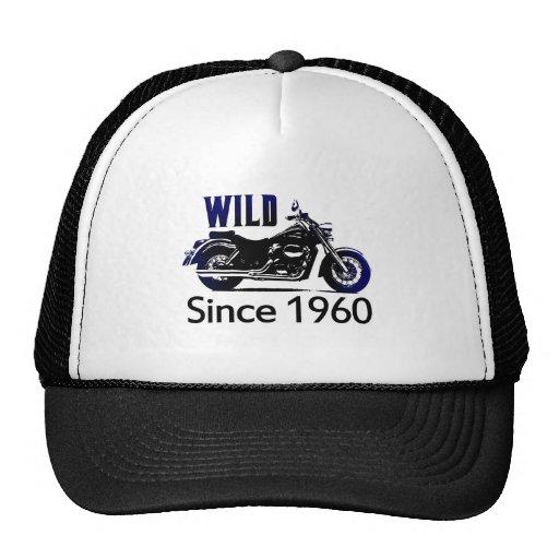 1960, 50th Birthday Mesh Hats
