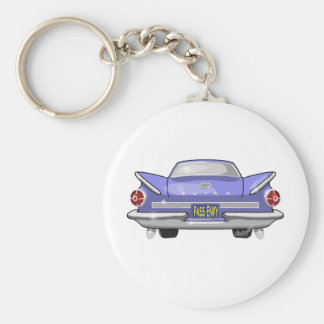 1960 Buick Electra Basic Round Button Key Ring