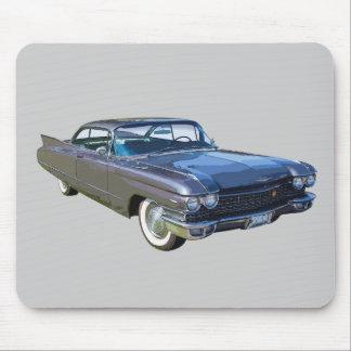 1960 Cadillac Luxury Car Mousepad