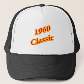 1960 Classic Red Trucker Hat