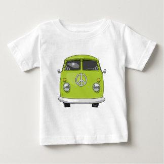 1960 Hippie Van Baby T-Shirt