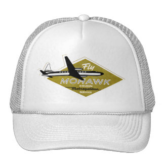 1960 Mohawk Airlines II Cap