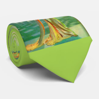 1960s beautiful lady in evening gown tie