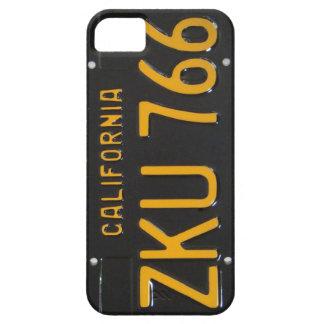 1960's CA License Plate iPhone Case iPhone 5 Case
