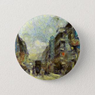 1960s Hong Kong 6 Cm Round Badge