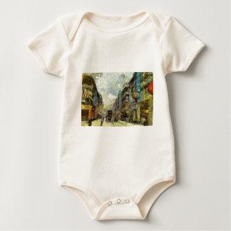 1960s Hong Kong Baby Bodysuit