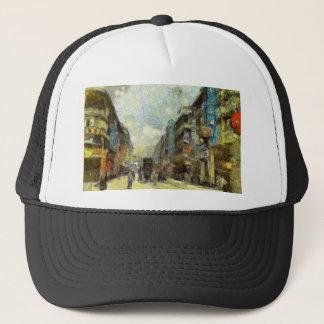 1960s Hong Kong Trucker Hat