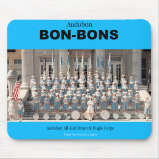 1960s Mouse Pad (Bon-Bon Photo Memory)