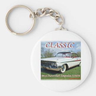 1961_Chevrolet_Impala Key Ring