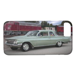 1961 Chevy Chevrolet Biscayne Classic Car iPhone 8/7 Case