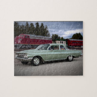 1961 Chevy Chevrolet Biscayne Classic Car Jigsaw Puzzle